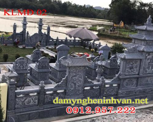 Khu lăng mộ đá, khu mộ gia đình, lăng mộ gia đình, khu lăng mộ dòng họ, khu mộ dòng tộc ;