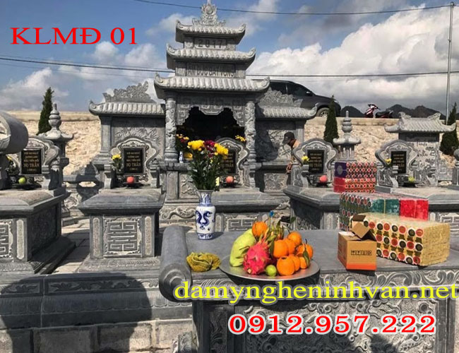 Khu mộ gia đình