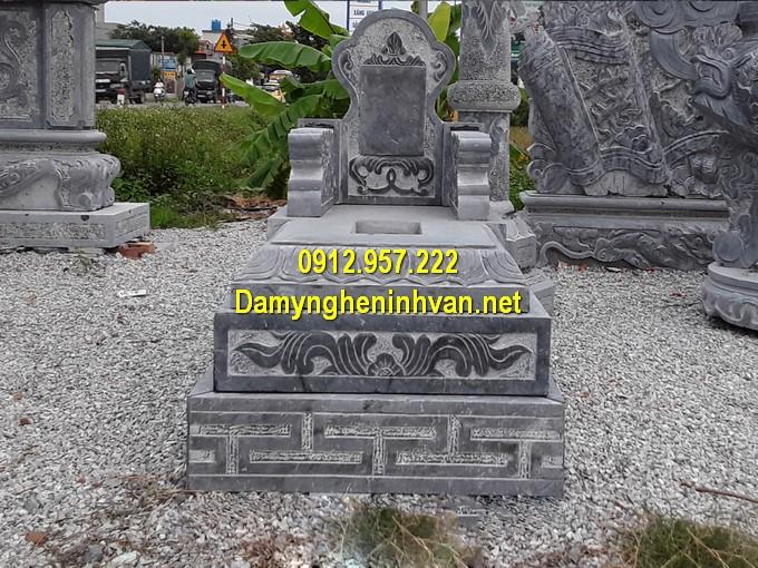 Lăng mộ đơn giản mà đẹp
