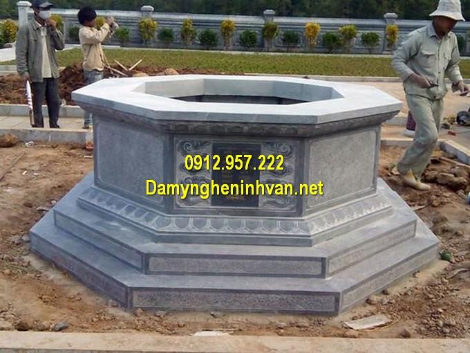 Lăng mộ lục lăng đẹp