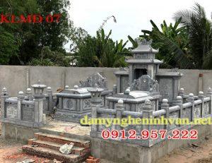 Lăng mộ bằng đá, Lăng mộ đá đẹp, giá lăng mộ đá, kích thước lăng mộ đẹp, Mẫu lăng mộ đá đẹp