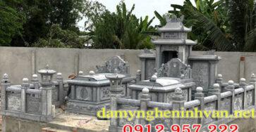 Lăng mộ đá đẹp, giá lăng mộ đá, kích thước lăng mộ đẹp, Mẫu lăng mộ đá đẹp