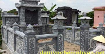 Lăng mộ đẹp, Lăng mộ đá, Lăng mộ đá xanh