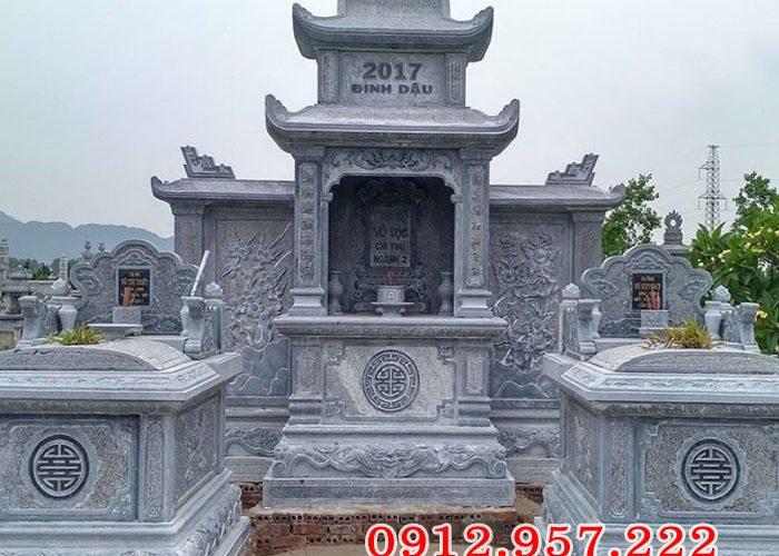 Lăng thờ đá xanh
