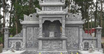 Lăng thờ lăng mộ, Lăng thờ đá lăng mộ, Lăng thờ đá, lăng thờ