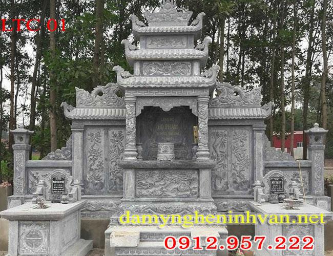 Lăng thờ lăng mộ