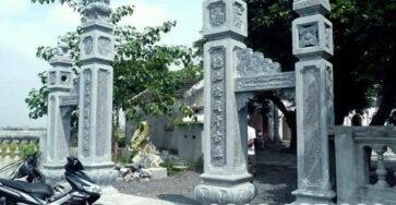 Cổng đình làng