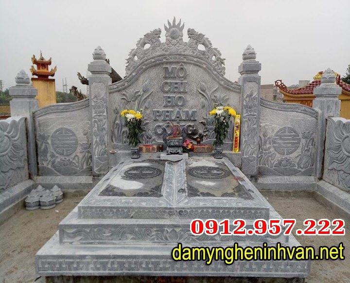 Hình ảnh mộ đôi đẹp - Tổng hợp hình ảnh mộ đá đôi đẹp nhất Việt Nam