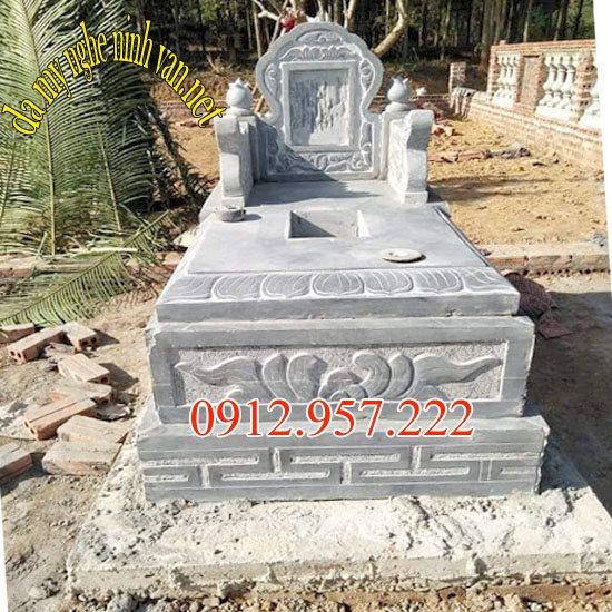 Mẫu mộ đơn giản mà đẹp