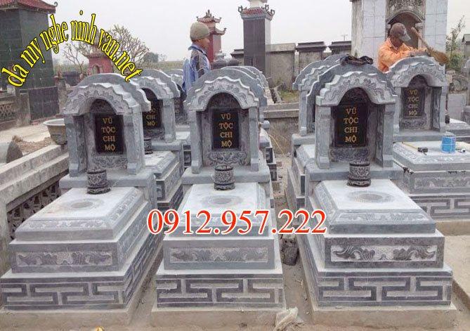 11 Mẫu mộ đơn giản mà đẹp 04