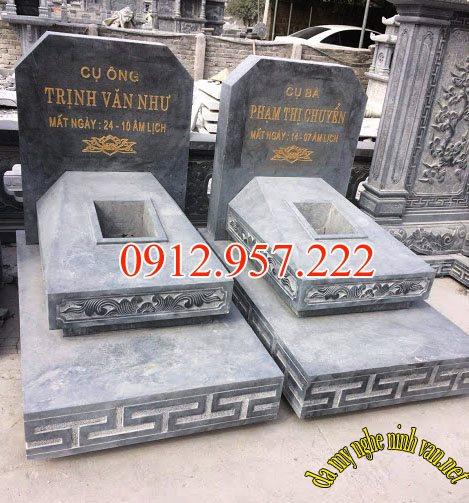 11 Mẫu mộ đơn giản mà đẹp 05