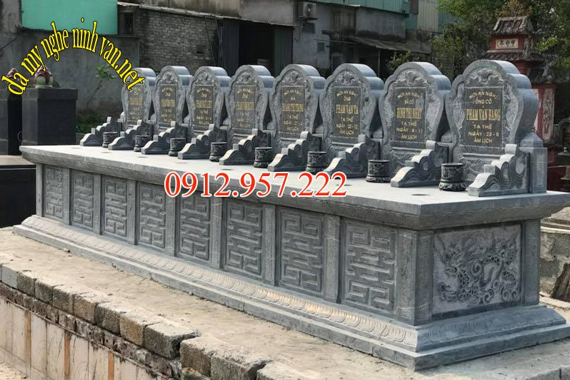 11 Mẫu mộ đơn giản mà đẹp, mẫu mộ đơn giản