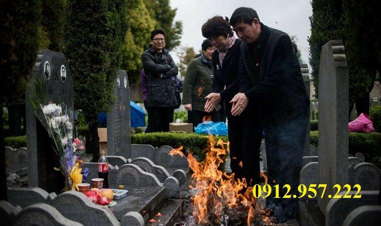 Văn khấn Nôm tạ mộ vào ngày 30 tết
