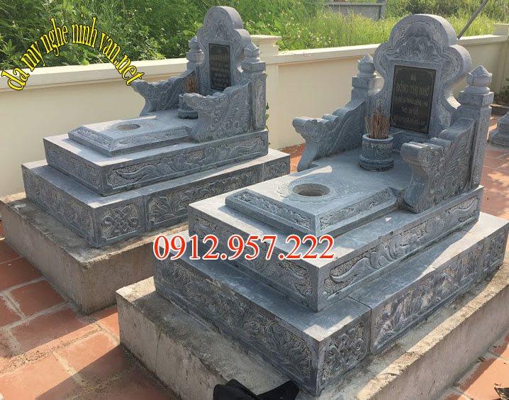 Chọn đơn vị thi công lăng mộ đá hãy chọn đơn vị có hiểu biết về phong thủy âm phần hay mộ phần