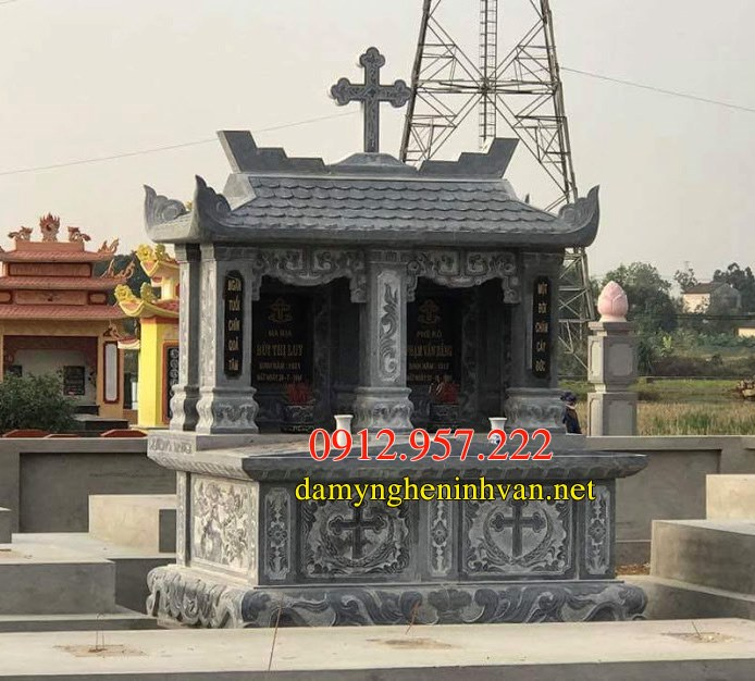 mộ công giáo, mộ công giáo đẹp, mẫu mộ đá công giáo, mộ đá công giáo đẹp, mộ đá đôi công giáo, Mộ đá công giáo, Mẫu mộ công giáo đẹp,