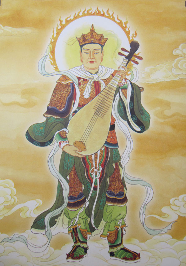 Đông phương Trì Quốc Thiên Vương: