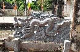 Rồng đá tự nhiên chạm khắc đẹp chất lượng cao giá rẻ