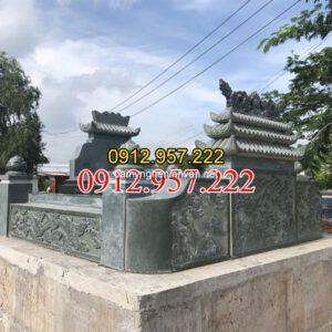 Các thiết kế xây mộ đôi đẹp và chuẩn xác tại đá mỹ nghệ Ninh Vân