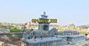 Địa chỉ làm lăng mộ đá tại Ninh Vân Ninh Bình uy tín chất lượng tốt nhất