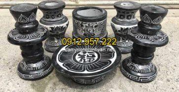 Mẫu bát hương bằng đá đẹp nhất của Đá mỹ nghệ Ninh Vân