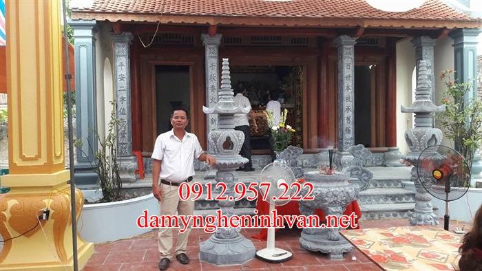Cổng nhà thờ họ từ đường đẹp truyền thống Việt Nam