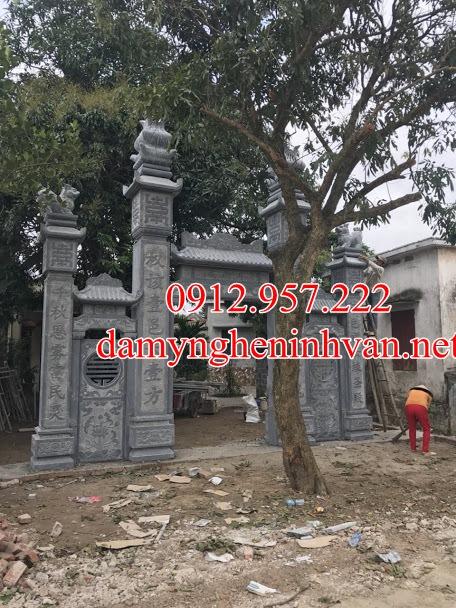 Cổng đá Hà Nội, Cổng đình hà Nội, Cổng chùa Hà Nội, Cổng làng Hà Nội, CỔng đình làng hà Nội,