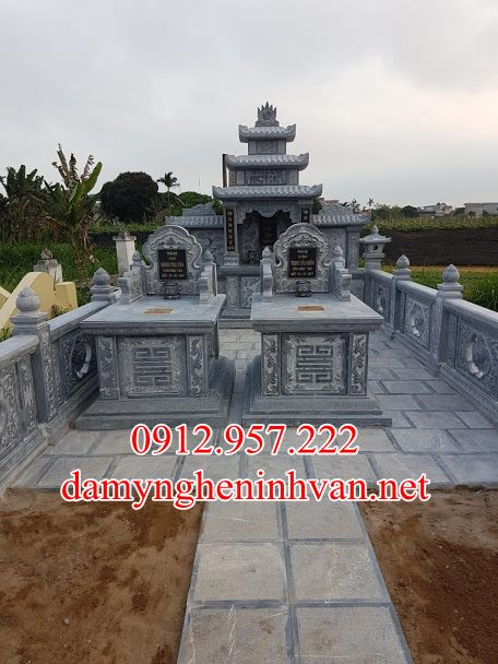 Mộ đá đẹp Bắc Giang - Địa làm khu lăng mộ đá đẹp tại Bắc Giang Uy Tín