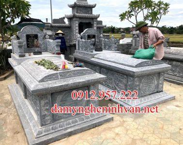 Mộ đá đẹp Quảng Ninh - Địa chỉ làm lăng mộ đá Quảng Ninh Uy Tín 02