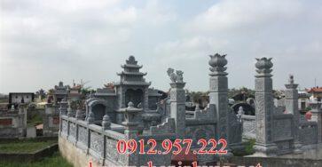 Mộ đá đẹp Vĩnh Phúc - Địa chỉ bán lăng mộ đá tại Vĩnh Phúc giá rẻ, khu lăng mộ đá Vĩnh Phúc