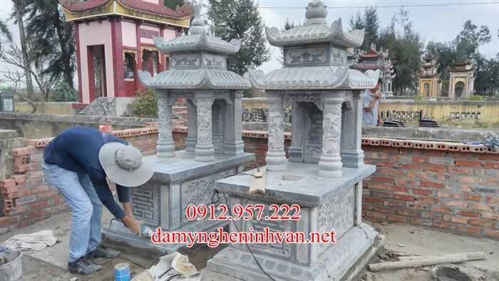 Mộ đá Hà Nội - Làm mộ đá tại Hà Nội ở đâu uy tín