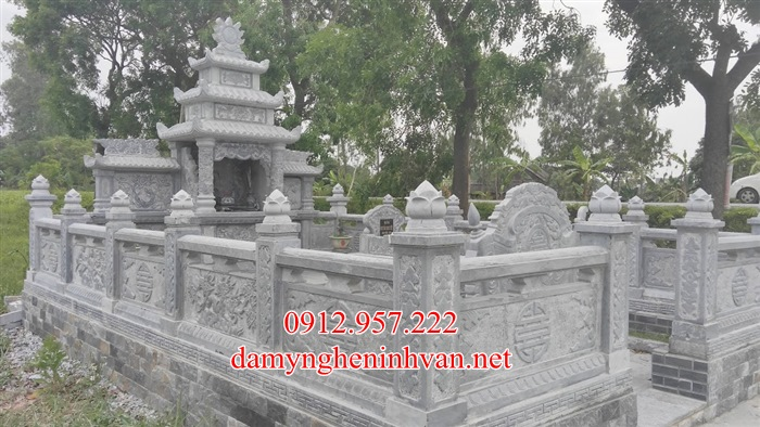 Mộ đá Hà Nội – Làm mộ đá tại Hà Nội ở đâu uy tín