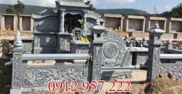 Mộ đá Hải Phòng - Nhận làm khu lăng mộ đá tại Hải Phòng