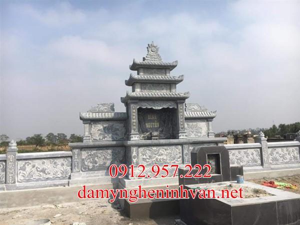 Mộ đá Nam Định - Bán lăng mộ đá tại Nam Định ở đâu rẻ nhất -02