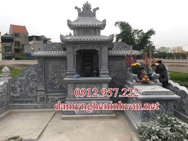 Mộ đá Phú Thọ - Nhận làm mộ đá tại Phú Thọ giá rẻ nhất