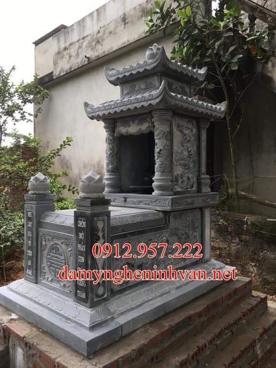 Mộ đá Tuyên Quang - Địa chỉ mua Lăng mộ đá đẹp Tuyên Quang tốt nhất 02