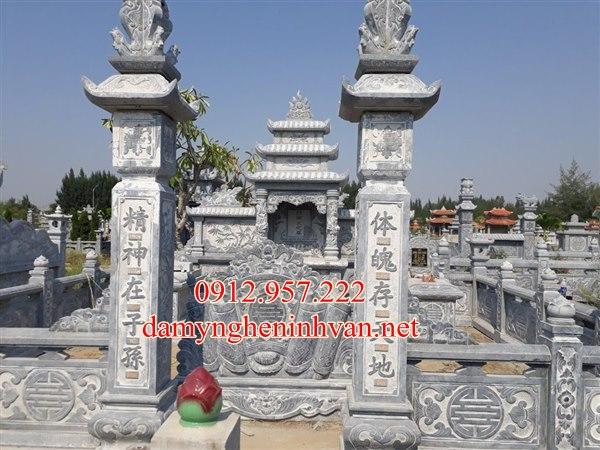 Mộ đá Tuyên Quang – Địa chỉ mua Lăng mộ đá đẹp Tuyên Quang tốt nhất