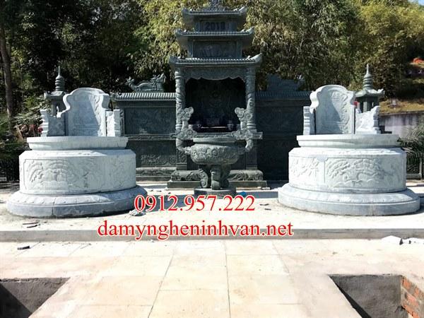 Mộ đá Hà Tĩnh – Địa chỉ đặt mua lăng mộ đá đẹp uy tín tại Hà Tĩnh