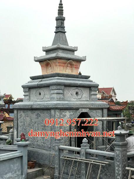 Mộ tháp đẹp tại Tuyên QUang, Mộ đá tuyên Quang, Lăng mộ đá tuyên quang