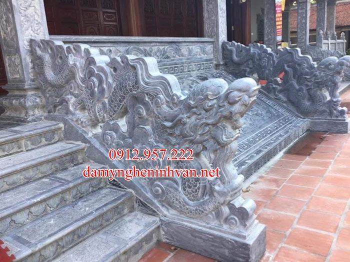 Rồng đá nhà thờ-RD11