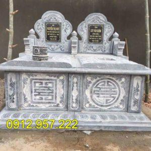 Tổng hợp các kiểu mộ đẹp, các mẫu mồ mả bằng đá đẹp nhất Việt Nam