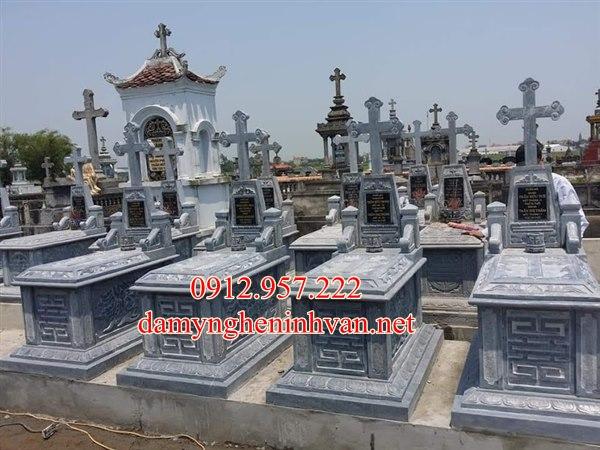 Lăng mộ đá công giáo quảng trị; Mộ đá công giáo quảng trị