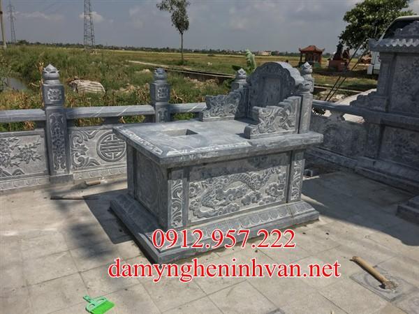 Mẫu mộ đá xanh khối tại Bắc Ninh, Mộ đá Bắc Ninh, Khu Lăng mộ đá Bắc Ninh