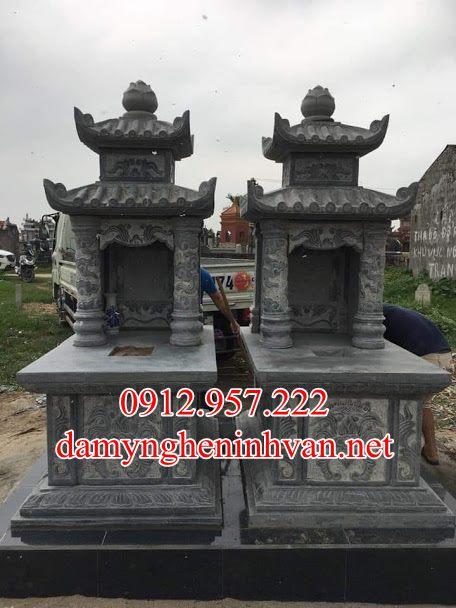 Xây dựng lăng mộ đá đẹp nhất tại Hải Dương, mộ đá hải dương