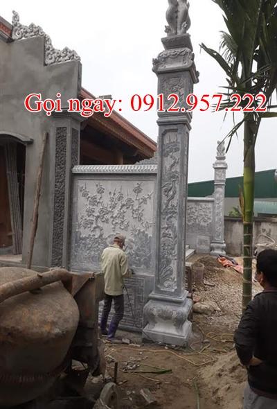 Cột đồng trụ từ đường CDT18