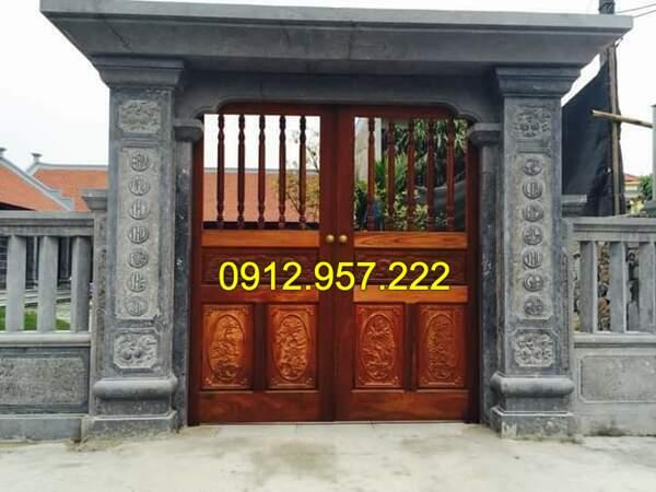 Địa chỉ làm cổng nhà thờ họ đẹp tại hà nội