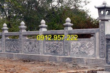Top 5 mẫu cột đá hàng rào đẹp tại Đá mỹ nghệ Thái Vinh
