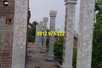 Những cây cột trụ này thường có kích thước khá tương đồng