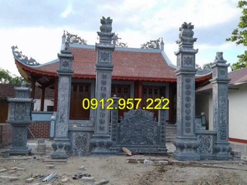 Địa chỉ làm cổng nhà thờ họ bằng đá đẹp uy tín tại Hà Nội