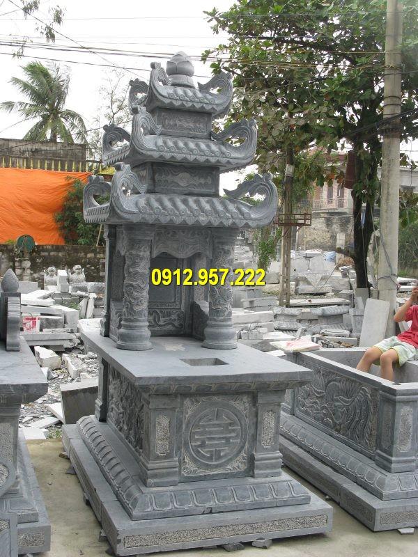 Hình ảnh những ngôi mộ bằng đá đẹp