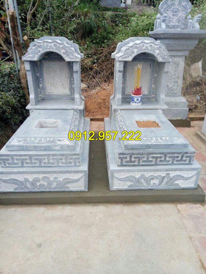 Kích thước mộ tam cấp đạt chuẩn kích thước phong thủy hiện nay